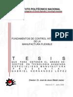 Control de Manufactura