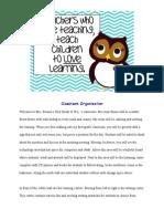 Updated Classroom Organization PDF_merged