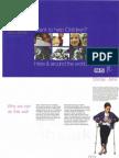 GOSH e-Health Project Launch Brochure and Screen Grabs