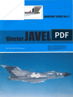 (Warpaint Series No.17) Gloster Javelin
