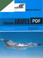(Warpaint Series No.17) Gloster Javelin
