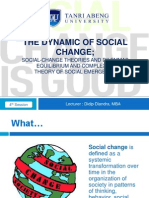 4 the Dynamic of Social Change