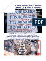 Bank of America, Rachel Addison & Brian T. Moynihan FAILED To Stand UP & Help A Veteran