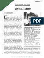 Amoros - El existencialismo.pdf