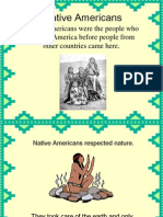 native americans intro