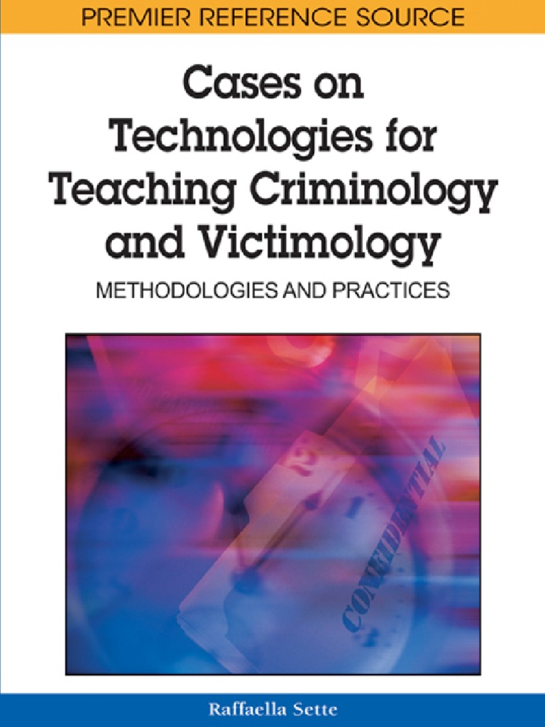 How does CSI tie in with Criminlogy?