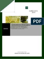 PEC 2013-2014 Realismos Arte Barroco