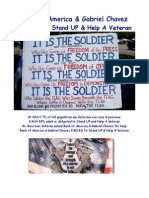 Bank of America & Gabriel Chavez FAILED To Stand UP & Help A Veteran