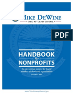 Ohio Attorney General's Nonprofit Handbook