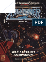 Spelljammer-War Captain's Companion