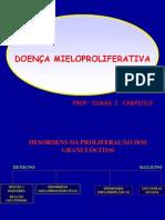 DOENÇAS+MIELOPROLIFERATIVA