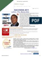 ANNACONDIA Ángel - Angel ANNACONDIA