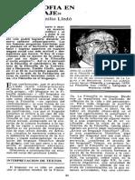 La filosofia en el lenguaje.pdf