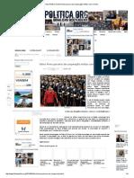 Folha Política_ Dilma firma parceria de cooperação militar com a China