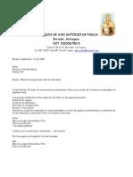 Invitacion San Isidro Emisora