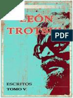 Trotsky - Escritos 5