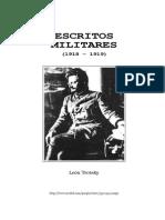 Trotsky - Escritos Militares