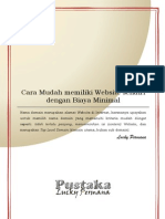 Website dengan Biaya Minimal