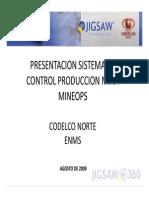 Presentacion MineOPS