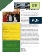Spring 2009 RPCVw Newsletter