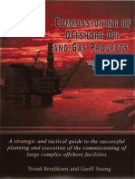 Commissioning of Offshore Oil & Gas Projects