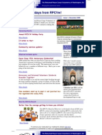 2007 | Issue 1 | RPCVW Newsletter