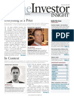 ValueInvestorInsight Issue 284