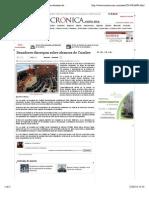 20-02-14 La Crónica de Hoy | Senadores discrepan sobre alcances de Cumbre