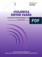 Violencia Entre Pares