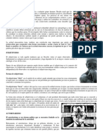 Etnocentrismo - Subjetivismo - Autoritarismo - Dogmatismo - Impresionismo - Estereotipos