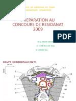 44. anatomie descriptive et rapports de l'aorte thoracique