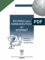 Recursos para farmacéuticos en Internet
