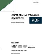 Home Cinema Manual