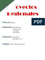 6 Proyectos Regionales MELO