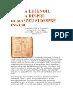 27044155 Enoh Cartea Despre Dumnezeu Si Despre Ingeri