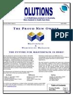 Solutions April 2003