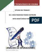 Analisis de Operaciones Et1