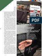 Bobby Flores en Revista C 04.10.09