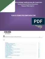 Plan 2010 Ecologia