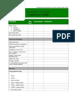 Checklist para organização de eventos