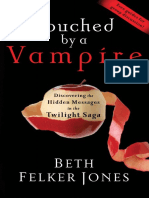 Touched by a Vampire by Beth Felker Jones - Excerpt