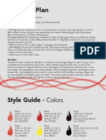 Big Red - Style Guide