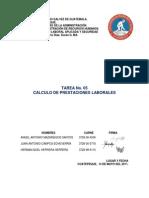 55840483 Calculo de Prestaciones Laborales