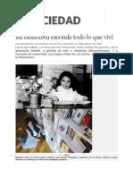 Carolina Bruck - Mi biblioteca esconde todo lo que viví