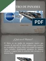 EL METRO DE PANAMÁ