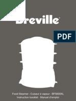 Breville BFS600XL Manual