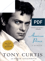 American Prince by Tony Curtis with Peter Golenbock -  Excerpt