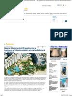 Izarra_ Mejora de infraestructura hotelera e interconexión aérea fortalecerá el turismo - Globovision.pdf