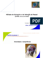 Procedimento Concursal (portaria 83-A/2009