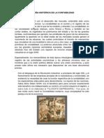 RESEÑA HISTÓRICA DE LA CONTABILIDAD